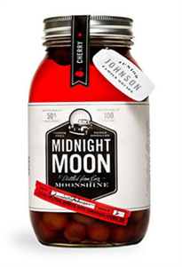 Midnight Moon Junior Johnson's Cherry Moonshine 750ml